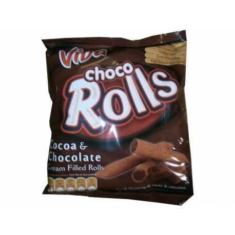 Viva rolls choco 100g