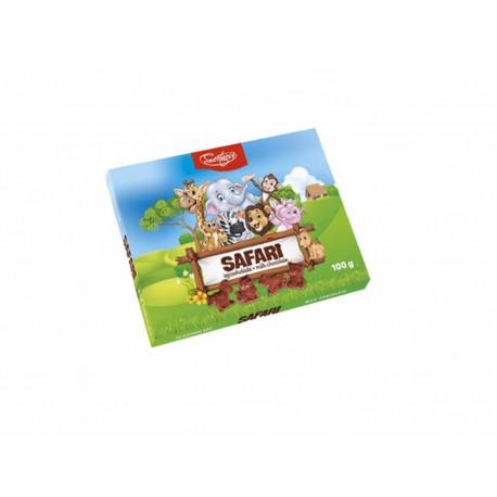 Safari tejcsokoládés desszert 100g